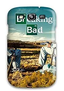 MYaPlQq8480JmKVD Case Cover, Fashionable Galaxy S3 Case - Breaking Bad Amc