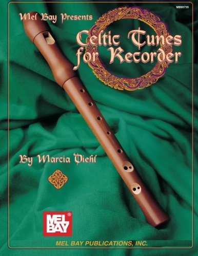 Mel Bay Celtic Tunes for Recorder (Descant Recorder Music)