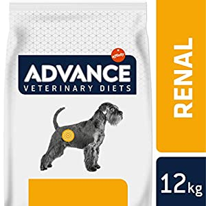 Advance Veterinary Diets Pienso para Perros con Insuficiencia Renal Crónica 12 Kg, 12000