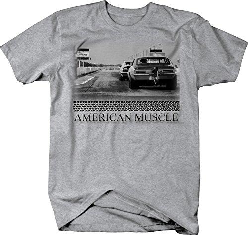 Bold Imprints American Muscle Drag Racing Quarter