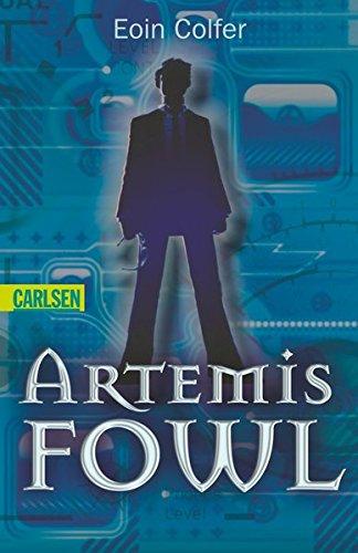 Artemis Fowl, Band 1 : Colfer, Eoin, Feldmann, Claudia: Amazon.de: Bücher