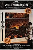 Amscan Field Screams Halloween Party Spooky Pumpkin Patch Scene Setter Decorating Kit