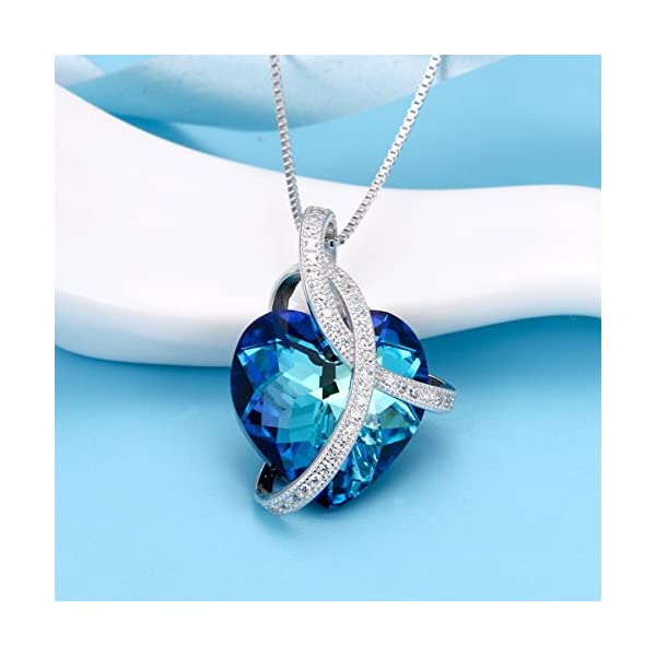 EleQueen SilverJewelry Necklace