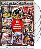 Grindhouse Sci-Fi Collection (Galaxy Invader, Kong Island, Warriors of the Wasteland, Cosmos: War of the Planets, Day Time Ended, Doomsday Machine, War of the Robots, It's Alive)