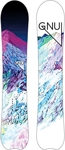 Gnu Chromatic Snowboard Womens Sz ()