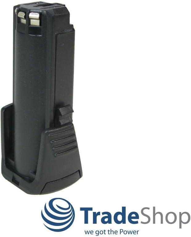 2/GSR MX2/Drive GSR PRODRIVE 36019-A 2010 2/x Batterie LI-ION haute performance 3,6/V//2000/mAh Remplace Bosch BAT504/2607336242/2607336241/pour PS de 10/SPS 10/SPS 10