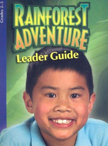 A Tree Top Blast! Grades 2-3 (Rainforest Adventures)