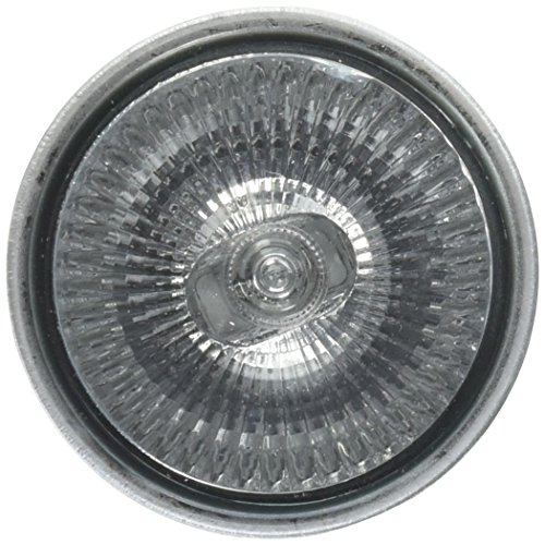 - Bulbrite EXN/SLV 50-Watt 12-Volt Halogen MR16 Bi-Pin, Silver Flood