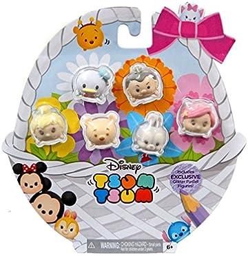 Disney Tsum Tsum Exclusive Glitter Pastel