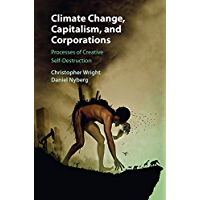 Climate Change, Capitalism, and Corporations: Processes of Creative Self-Destruction (Business, Value Creation, and…