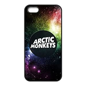 iPhone 5S Protective Case - Arctic Monkeys Hardshell Carrying Case Cover for iPhone 5 / 5S