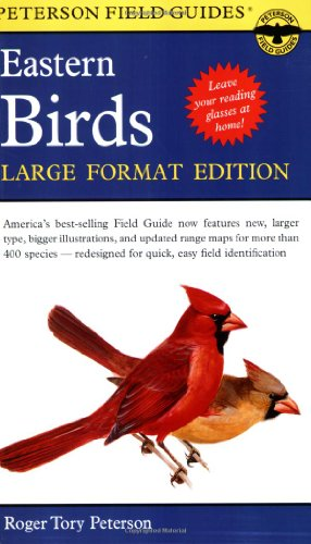 A Field Guide to the Birds of Eastern and Central North America, 4th Edition (Peterson Field Guide Series) - Book #1 of the Peterson Field Guides