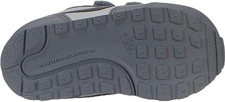 Nike MD Runner 2 (TDV), Zapatillas de Running para Niños, Multicolor (Pure Platinum/Anthracite-Cool Grey 015), 22 EU