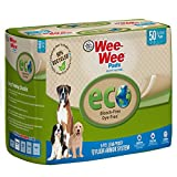 Four Paws Wee-Wee Eco Puppy Pads, 50 Ct