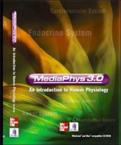 MediaPhys: An Introduction to Human Physiology, 3.0...