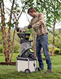 Best Leaf Shredders - Gardener's Supply Company Earthwise Wood Chipper & Leaf Review