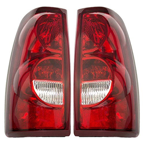 03 silverado tail lights - 1