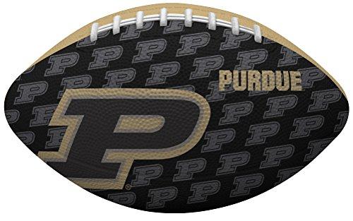 Rawlings NCAA Purdue Boilermakers Junior Gridiron Football, Black