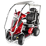 KING COBRA PGV Executive Scooter With CANOPY - KINGCOBRA422CSPVG
