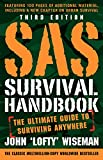 Search : SAS Survival Handbook, Third Edition: The Ultimate Guide to Surviving Anywhere