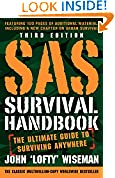 #1: SAS Survival Handbook, Third Edition: The Ultimate Guide to Surviving Anywhere