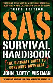 sas survival guide by john lofty