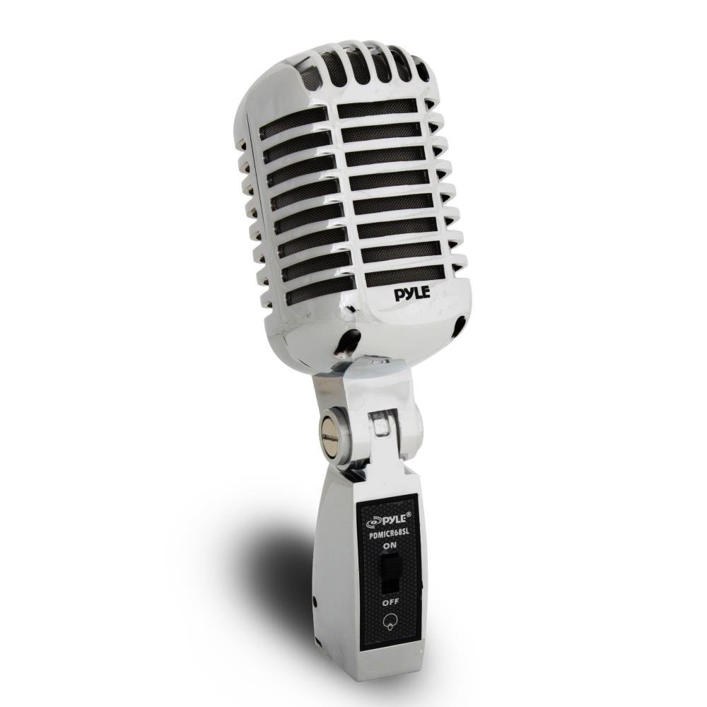 Pyle Microphone with Frequency Response: 50Hz-15kHz Sound Around PDMICR68SL