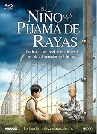 El Niño Con El Pijama De Rayas (Blu-Ray) (Import Movie)