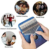 Kalimba 17 Keys Thumb Piano Musical Instrument