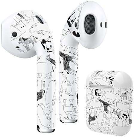 [スポンサー プロダクト]Air Pods 専用 デザインスキンシール airpods エアポッド apple アップル Air