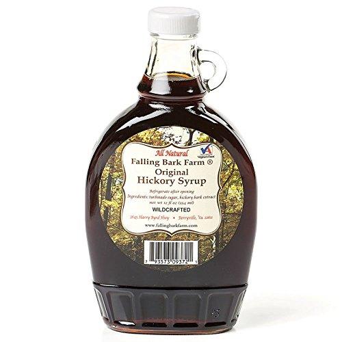 Wildwood's Original Hickory Syrup - 12oz. (Syrup Shagbark)