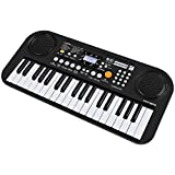 Shayson Piano for Kids, 37 Key Multi-function Electronic Keyboard Piano Play Piano Organ With LCD Display Screen Educational Toy for toddlers Kids Children (Black)