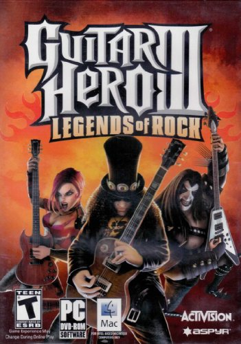 Guitar Hero III: Legends Of Rock (Game Only)
