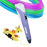 Bumblebee Products 3D Pen by 2nd Generation Digital Heat Control PLA & ABS compatible