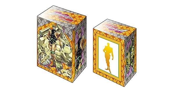 Jo`s Bizarre Adventure DIO Brando - Estuche para Cartas de Juego de Cartas de Personajes de la colección V2 Vol.807 Parte 3 Anime Art: Amazon.es: Juguetes y juegos