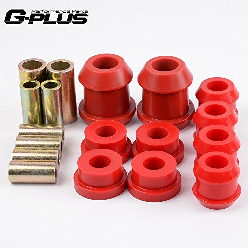 - Front Upper & Lower Control Arm Bushing Press Kit For 92-95 Honda Civic For 1993-1997 Honda Del Sol For 1994-2001 Acura Integra Control Arm Bushing Tool Red