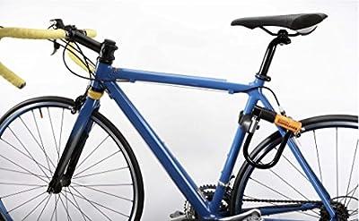 Kryptonite Kryptolok Standard Bicycle U-Lock w/4-foot Flex Cable by Kryptonite
