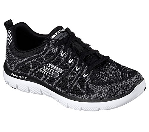 Skechers Flex Advantage 2.0 52121BKW, Basket