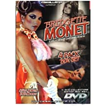 Bridget Monet 4 Pack DVD Box Set