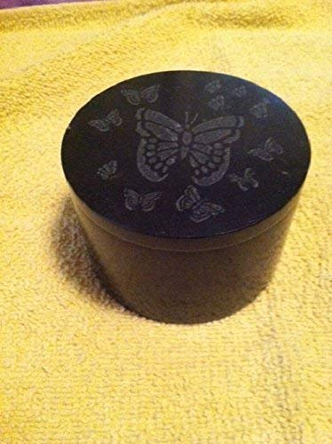 A Unique Engraved Marble Trinket Container. Make it a 1 of a kind by personalizing it