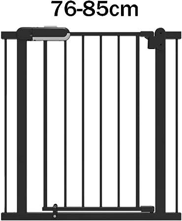LSRRYD Barrera Extensible Perros ABS Mascotas Barrera De Seguridad Perro Puerta De Seguridad Aislada para Puertas Parte Inferior De Escaleras Cocinas Dormitorios (Size : 86-95+10x76cm): Amazon.es: Hogar