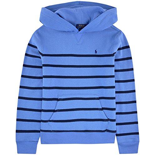 Ralph Lauren Polo Boys Striped French Terry Hoodie (3 3T) (Sweatshirt Ralph Lauren Boys)
