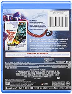 Voyage to the Bottom of the Sea Blu-ray by 20th Century Fox