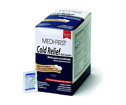 Cold Tablets - 4