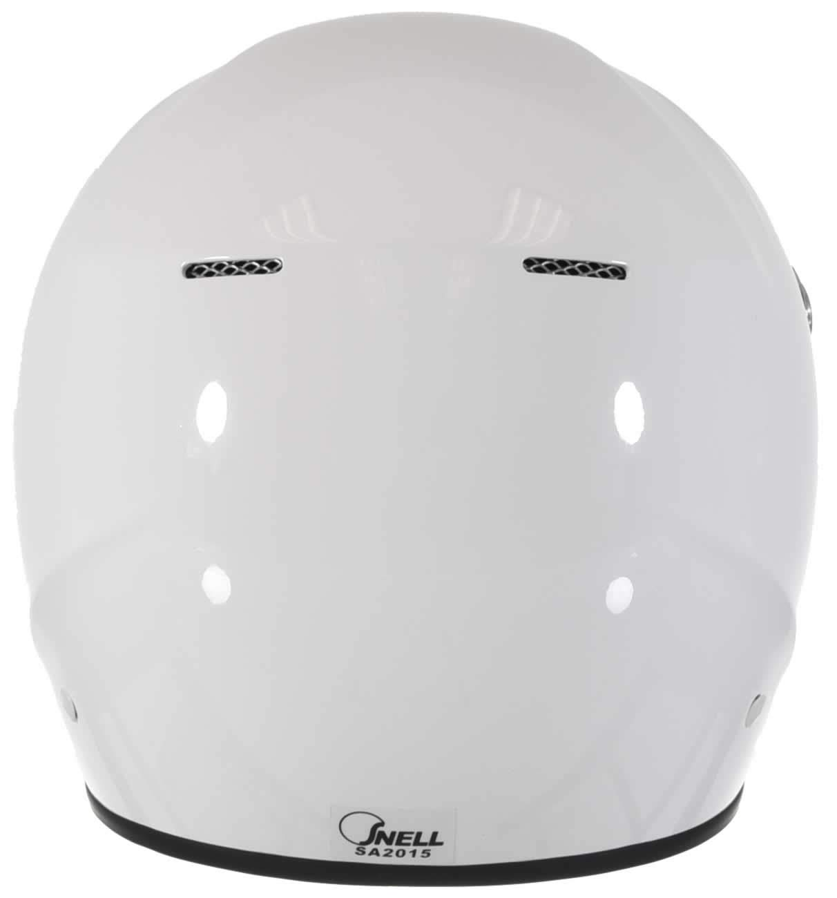Conquer Snell SA2015 Aerodynamic Vented Full Face Auto Racing Helmet by Conquer (Image #5)