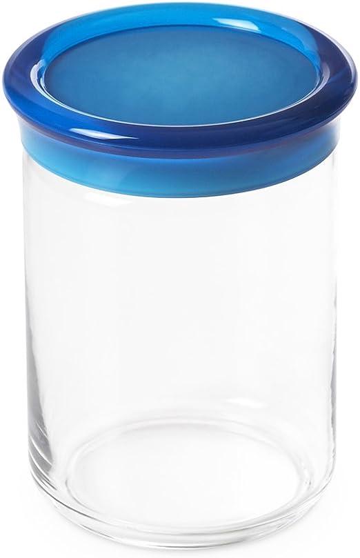capacit/é 0.5 L hauteur 9 cm Ligne Obl/ò,Alto Omada Design Pot en plastique incassable