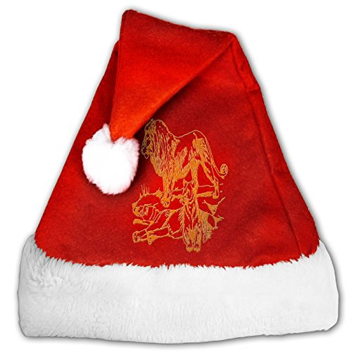 Animal Christmas Parties Christmas Hat Santa Cap Christmas Events And Parties -