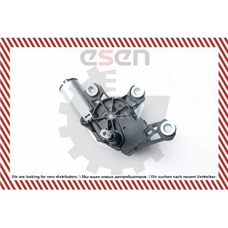 NUEVO Nm de Alemania Borrador del Motor Motor de limpiaparabrisas (- 19skv016: Amazon.es: Coche y moto