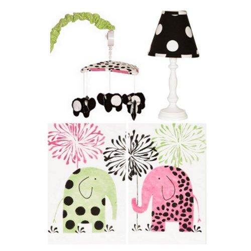 Cotton Tale Designs Decor Kit, Hottsie Dottsie