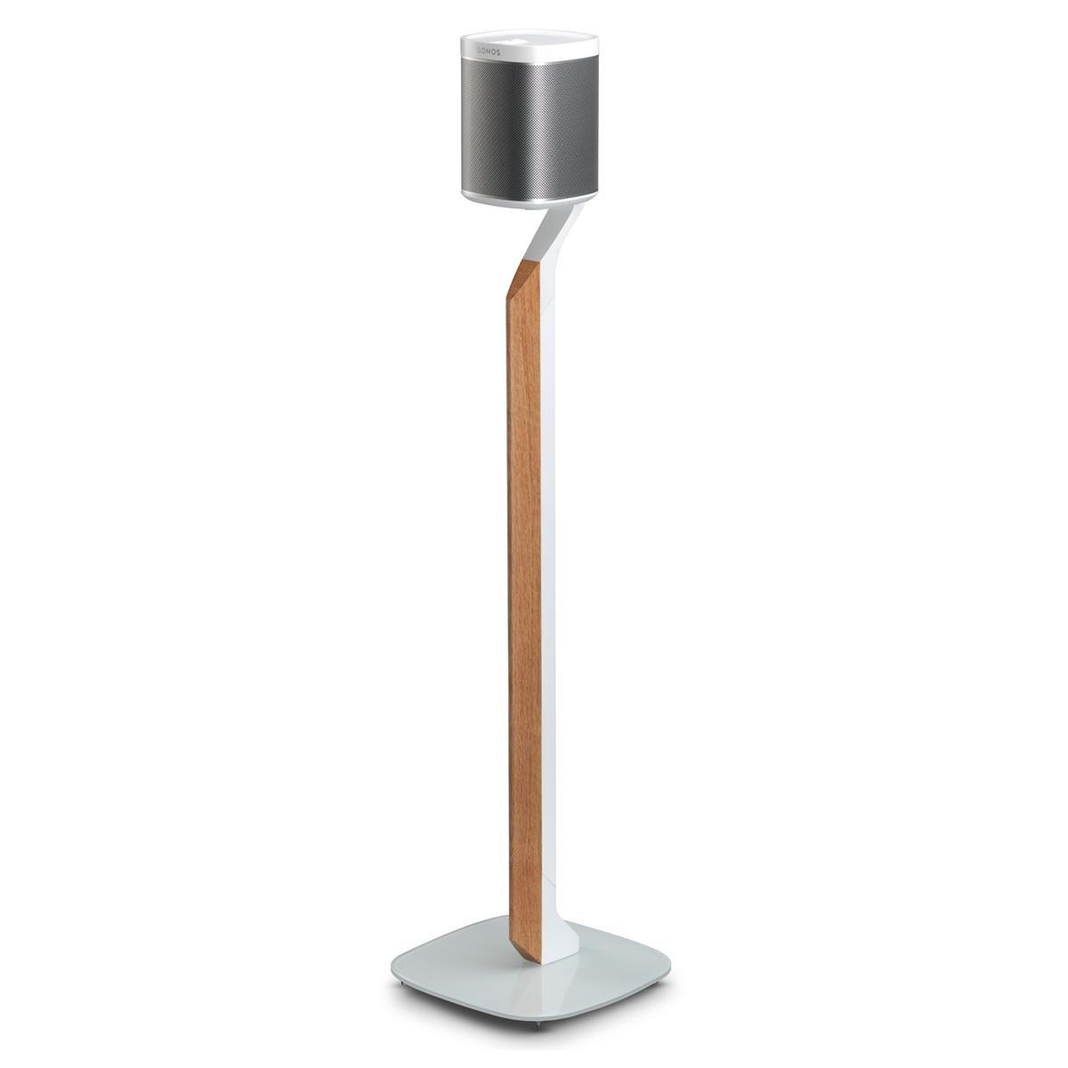 Flexson Premium Floor Stand for Sonos PLAY:1 (White)